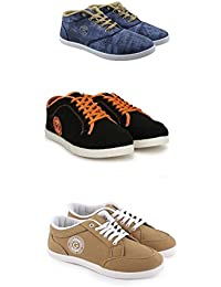 Globalite Combo of 3 Casual Sneaker Shoes GSC0433_338_1178