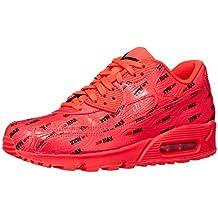 new styles 5e3fd a8822 Nike Air MAX 90 Premium, Zapatillas de Gimnasia para Hombre