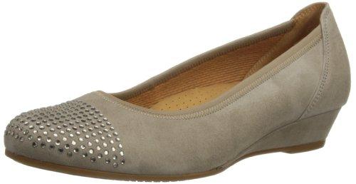 Gabor Shoes Gabor Comfort, Scarpe con plateau donna grigio (Grau (koala))