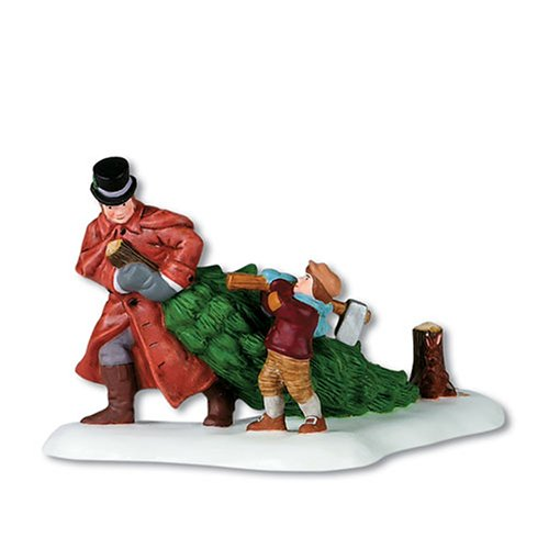 Department 56 Dickens' Village A Christmas Beginning Accessory Figur -