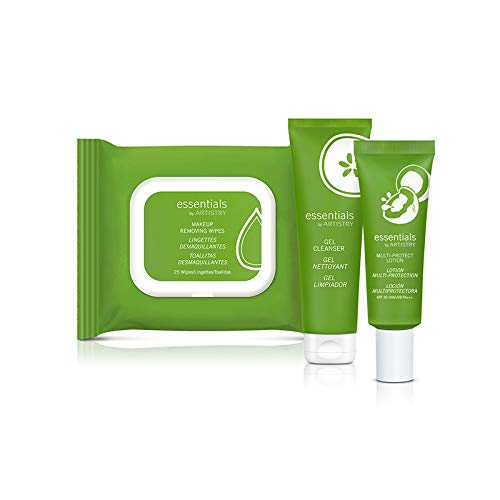 essentials by ARTISTRY Multi-Protect Lotion bundle Perfectly matched products for fast, easy and