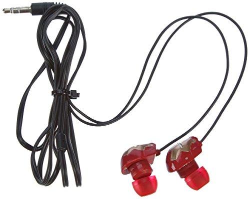 Sakar 11475-ESP - Iron Man geformte Ohrhörer (Iron Man-ohrhörer)