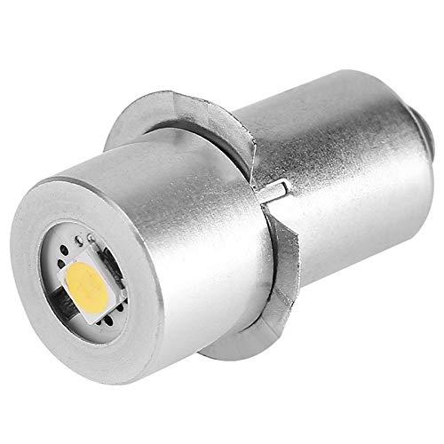 PQZATX 1 Watt P13.5S Led Taschen Lampe Lampe, 100~110Lm 2700~7000K Ersatz Lampe Taschen Lampe Not Arbeits Licht (4,5V)