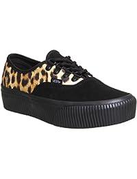 Vans Authentic Platform 2.0 Zapatillas negro-leopardo
