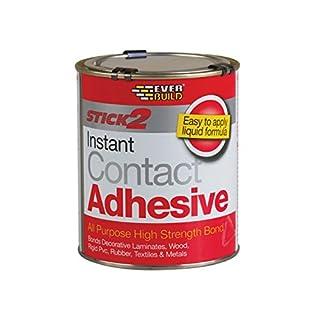 Everbuild CON750 Stick 2 All Purpose Contact Adhesive 750ml