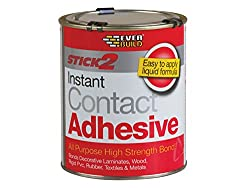 Everbuild Con750 Stick 2 All Purpose Contact Adhesive 750ml