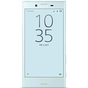 Sony Xperia X Compact Smartphone, 4G, Blu [Versione Ufficiale Italia]