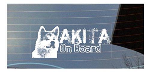 Akita a Bordo auto-adesivo, colore: