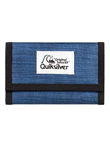 QUIKSILVER The Everydaily-Cartera De Triple Hoja Hombre