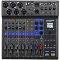 Zoom L-8/IF - Mixer digital 8 canales, grabador e interface de audio
