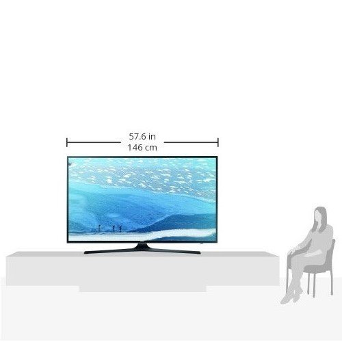 Fernseher – Samsung – UE65KU6079UXZG – 65 Zoll - 9