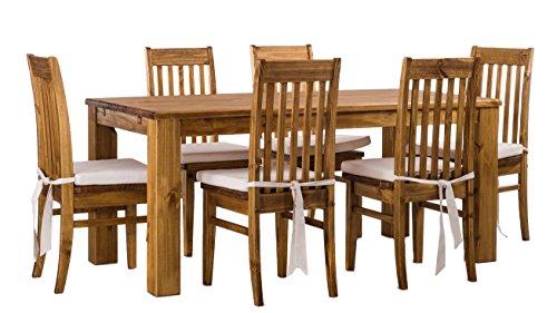 Esstisch vollholz bestseller shop f r m bel und for Design esstisch vollholz