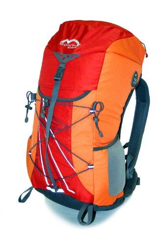 MONTIS PHINEX 40, Travel- Wander- Trekking- u. Tourenrucksack, 40+L (Unterwäsche Como)