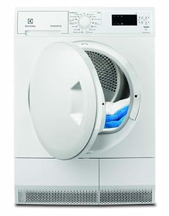 Electrolux EDP2074PDW Sèche Linge à Condensation Sonde Electronique 7 kg Classe: B Blanc