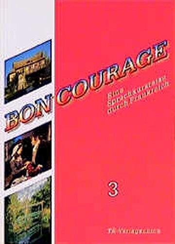 Bon Courage - Begleitbuch, Bd. 3