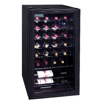 POLAR  Wine Cooler 26 Bottles 825X430X480mm Drinks Chiller Commercial Refrigerator