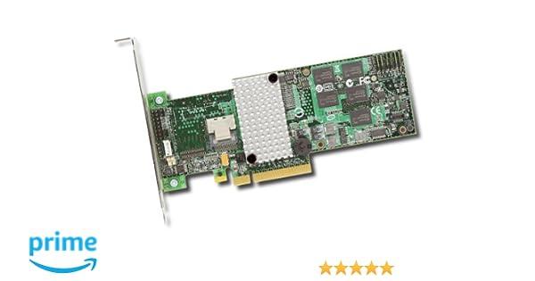 LSI MegaRAID SAS 9260-4i 512MB 4 Port 6Gbps PCIe 2 0 SAS SATA RAID  Controller Kit