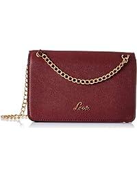 Lavie Cetan Women's Sling Bag (Maroon)