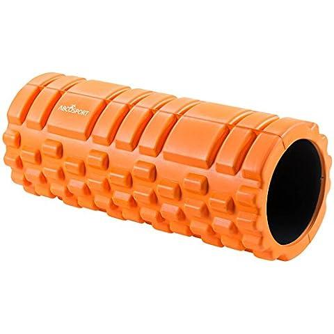 Rodillo de foamy - Lo mejor para la terapia física & el ejercicio muscular - Grado Profesional - Ayude a su cuerpo con este suave rodillo masajeador - 13