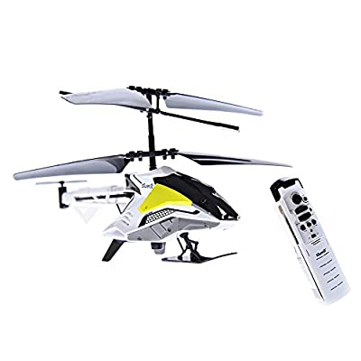 Silverlit M.I. Hover 3-Channel I/ R Remote Control Gyro Helicopter with Gesture Control