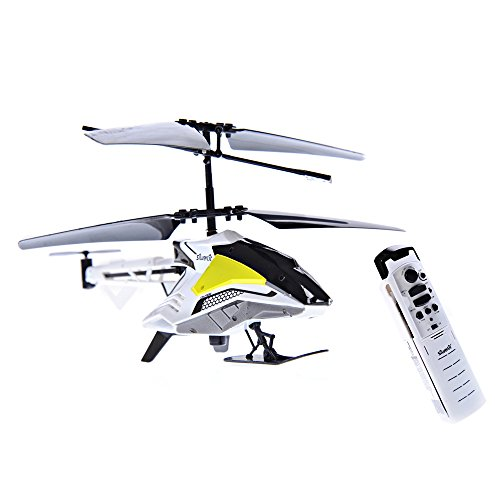 Huge Sale Silverlit M.I. Hover Three-Channel I/ R Distant Management Gyro Helicopter with Gesture Management  Critiques