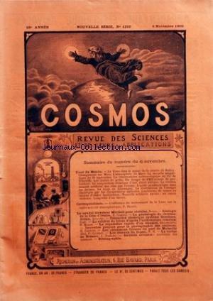 cosmos-no-1293-du-06-11-1909-tour-du-monde-le-nouvel-elevateur-mitchell-pour-cereales-geologie-de-la