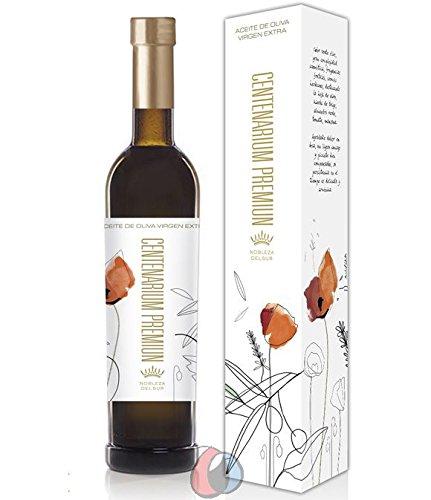 3 botellas x 500 ml - Nobleza del sur Centenarium Primer Día de Cosecha - Aceite de oliva virgen extra...