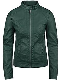 kommt an Genießen Sie kostenlosen Versand Durchsuchen Sie die neuesten Kollektionen Suchergebnis auf Amazon.de für: Grüne Lederjacke Damen ...