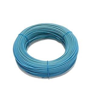 as - Schwabe Aderleitung H05V-K 1,0, 20 m, blau 57505