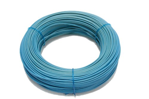 as - Schwabe Aderleitung H07V-K 2,5, 100 Meter, blau 57515 -