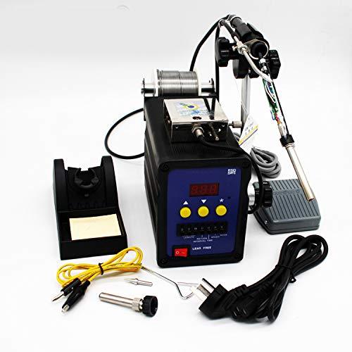WANG Multifunktions-Lötmaschine Automatische Tin Futterautomat Tin Feeder für Lötstation 90W 220V -