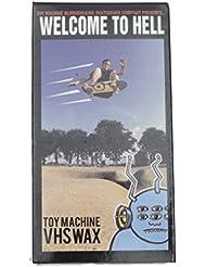 Toy Machine V.H.S Cera