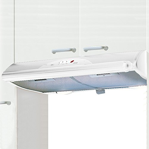 Mepamsa Mito Jet 60 Campana aspirante Decorativa de Pared, Color Blanco, 40...