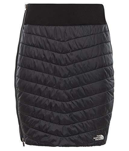 THE NORTH FACE Inlux Insulated Skirt Damen TNF Black/TNF Black Größe 8 2019 Rock North Face Rock