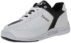 Herren Bowlingschuhe Dexter Ricky III weiß/schwarz Weiß weiß / schwarz US 6.5, UK 5