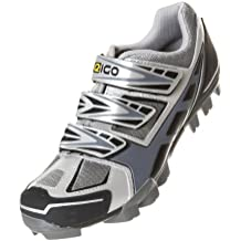 Epsilon Cyling zapato negro gris Gris gris Talla:37 lIhxl