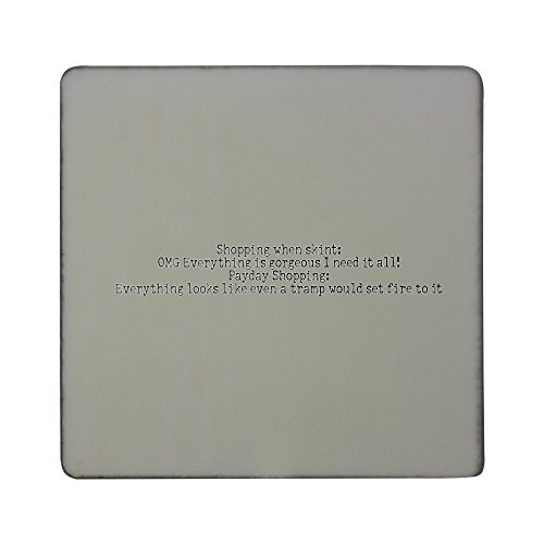 hardboard-square-fridge-magnet-with-shopping-when-skint-omg-everything-is-gorgeous-i-need-it-all-pay