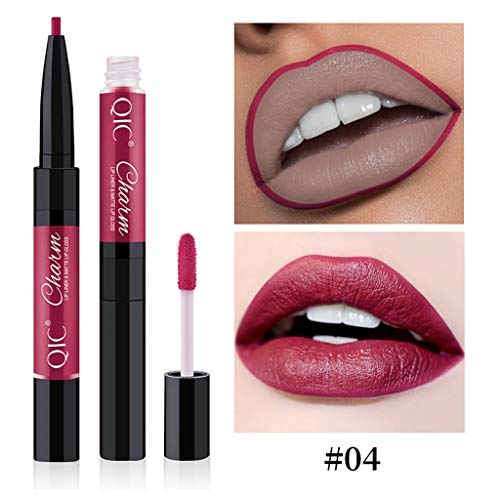Webla - Lip Gloss Two-in-One Lip Gloss 12 taza labios