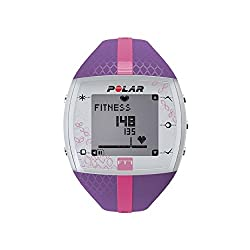 Polar FT7 Heart Rate Monitor (Lilac/Pink)