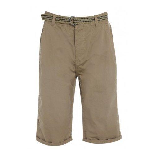2fda16c9a8 Trueboy Clothing Pantalón Corto - para Hombre Beige Piedra Small