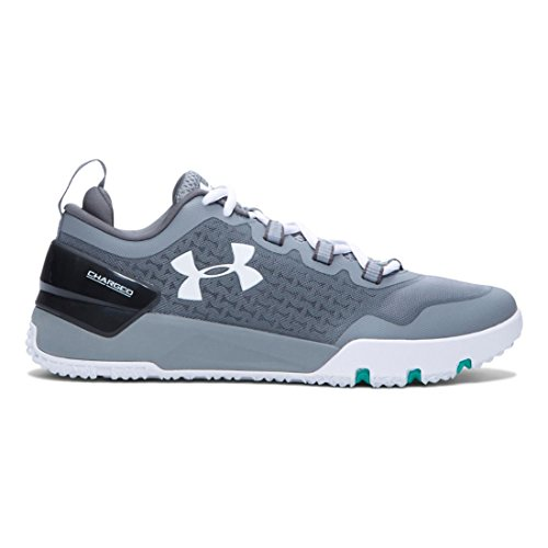 Under Armour Herren Ua Charged Ultimate Tr Low Turnschuhe Schwarz