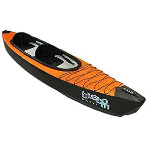 Blueborn KK2 Drop Stitch Kayak 2 personnes Multicolore 365 x 77 cm