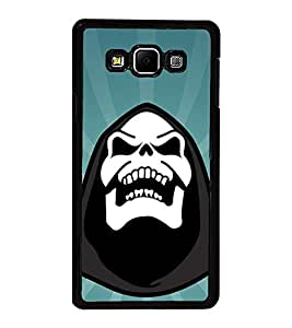 Vizagbeats Halloween Back Case Cover For Samsung Galaxy A8