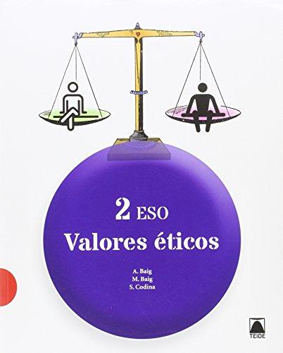 Valores éticos 2 Eso - 9788430787029