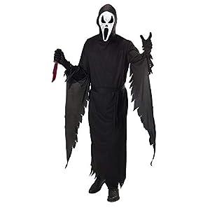 WIDMANN 4587S - Máscara fantasma (talla XL)