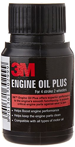 3M Engine Oil Plus for 4 Stroke Two Wheelers (50 ml)