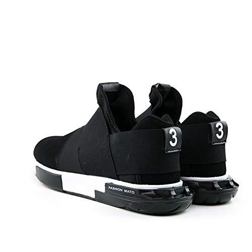 sleek best quality pre order FEI Herrenschuhe, Mesh Spring Sneakers, Lässig/Reise Komfort Canvas Schuhe,  Herren Low-Top Sneakers, Slip-on Loafers Schnürschuhe
