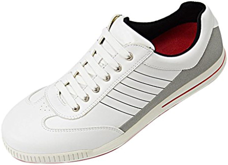 MagiDeal Zapatos de Golf Ligeros Respirables para Hombres Cuero de PU Accesorio Deportivo - EU 44