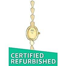 (Certified Refurbished) Titan Raga Upgrade Analog Off-White Dial Women's Watch - 2544YM01#CR