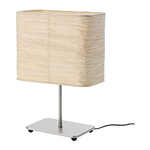Ikea - Lampe De Table Magnarp , 35Cm , Papier De Riz